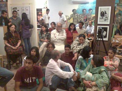 the waiting karachiites