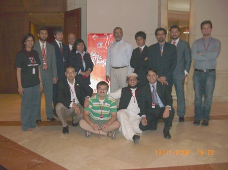 some-of-the-pak-delegates