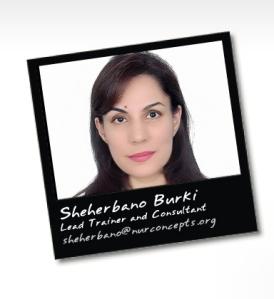 Sheherbano Burki