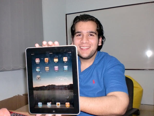 The Apple iPad is sooooo cool! | In the Line of Wire
