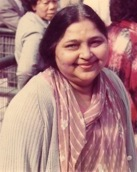 Ammi on the streets of hong kong